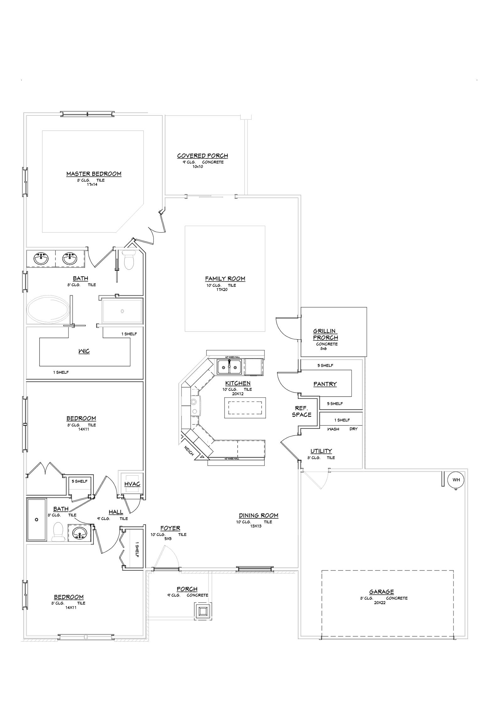 Marco Floor Plan