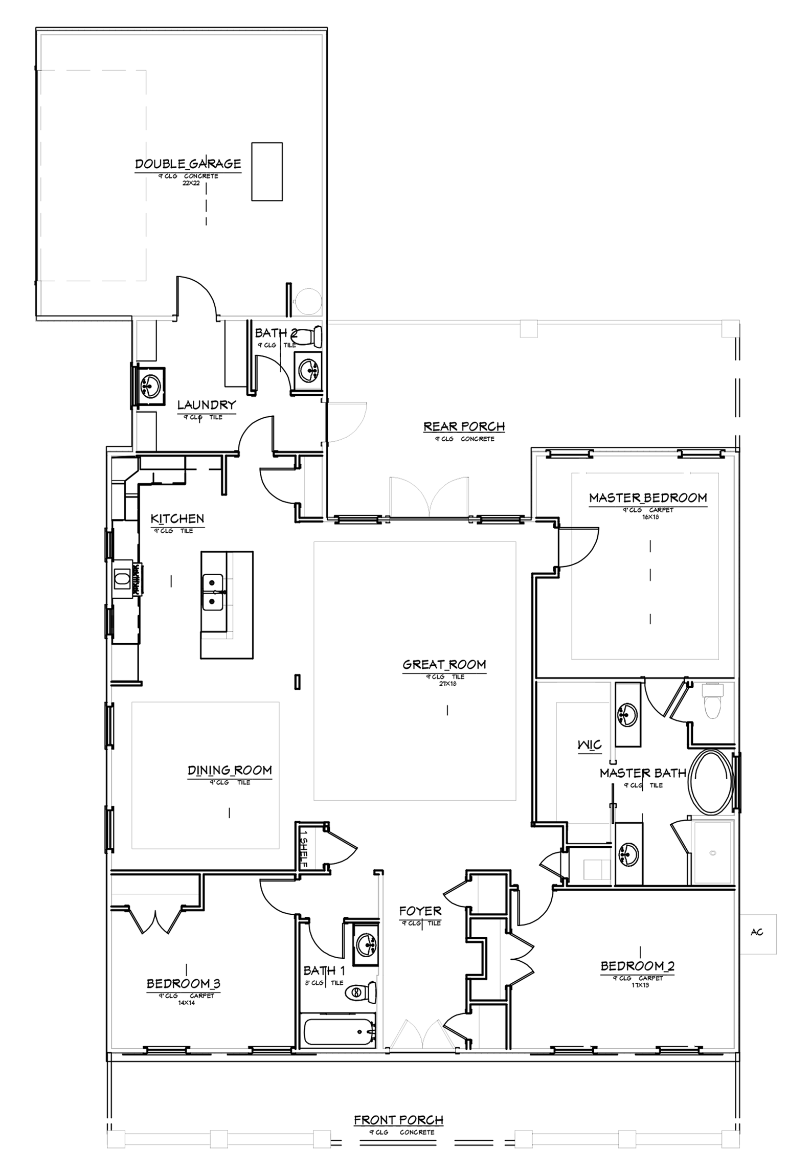 floor plans flynnbuilt